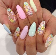 Easter Stiletto Nails Pictures, Photos, and Images for Facebook ...