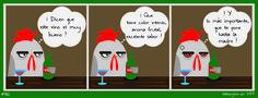 Jueves de Gallopingüino !!! Porque porque somos bien expertos !!! #GallopinguinoQuotes facebook.com/gallopinguino