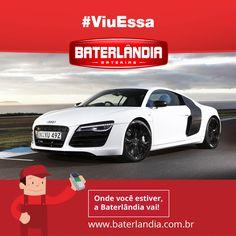 #ViuEssa: Próxima geração do Audi R8 é flagrada em testes. #CarroNovo #BateriaNova #VouDeR8