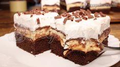 Kinder bueno - YouTube Tiramisu, Dessert Recipes, Ethnic Recipes, Youtube, Food, Kids, Essen, Meals, Tiramisu Cake