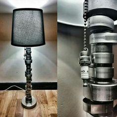 The spark plug chain!!! Brilliant