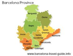 A great guide to Barcelona Province.