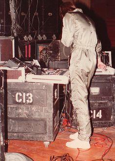throbbing gristle 1981