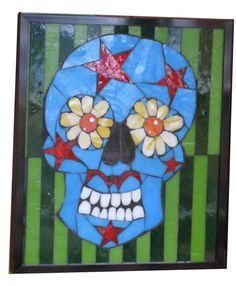 Día del carnaval estrellada de muerto Sugar por SequentialGlass