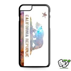 California State Flag iPhone 6 Plus Case | iPhone 6S Plus Case