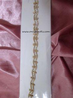 Long Diamond & Golden Look Maang Tika by BindiStoreUSACANADA Bridal Decorations, Bindi, Belly Dance, Adhesive, Diamond, Jewelry, Bellydance, Jewlery, Jewels