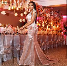 bonang matheba slays in stunning couture dress at Classy Bachelorette Party, 31st Birthday, Sequin Mini Dress, Birthday Dresses, Pageant Dresses, Couture Dresses, Fashion Company, Trendy Hairstyles, Wedding Inspiration