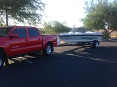 Ready to roll  Lake Mohave AZ