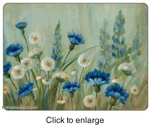 Pimpernel Placemats - Fleur Des Champs - click to enlarge