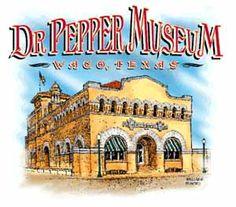 Dr. Pepper Museum, Waco, Texas**