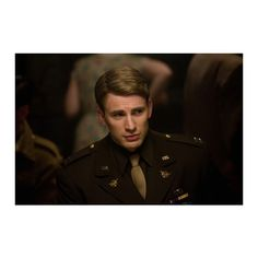 Captain America's Chris Evans Is a Nervous Wreck, Understandably ❤ liked on Polyvore featuring marvel, pictures, avengers, guys and shield