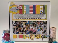 A Video by Nichol Magouirk from our Scrapbooking Gallery originally submitted 03/30/11 at 09:08 AM