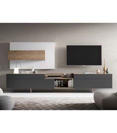Tv Console Design, Tv Unit Design, Best Interior, Modern Interior, Interior Design, Hanging Tv, Lcd Units, Media Furniture, Ahmedabad