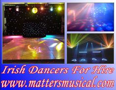 For more info only log on: http://www.mattersmusical.com/category/genres/irish-celtic-ceilidh-barndance/