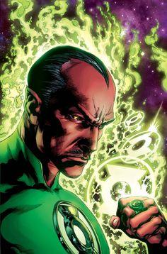 Sinestro •Ivan Reis