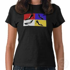 Homage to Mondrian Tee shirt $32.35 #shoes #shirt