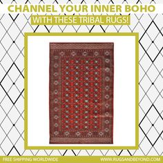 Like it? Shop for it and avail free shipping to your door step anywhere in the world!! 🌎🌎✈️ . . . #contemporary #tribals #afghans #shopnow #rugsandbeyond #rugsonline #carpetsonline #neutral #tone #vintage #livingroom #wednesdays #beautiful #coupons #discounts #blogger #bloggerstyle #bloggers #bloggerslife #homedecor #interiordesign #interiorinspo #decorate #designer