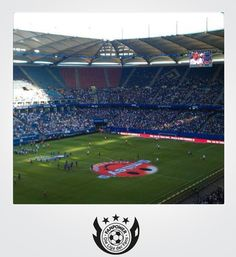 Imtech Arena | Hamburg | Club: Hamburger SV | Zuschauer: 57.000