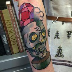 Electric Tattoos | Dmitriy Tabachin