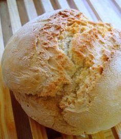 Receta fácil de pan - Chew Tutorial and Ideas Pan Bread, Bread Cake, Bread Recipes, Cooking Recipes, Comida Latina, Pan Dulce, Our Daily Bread, Empanadas, Flan