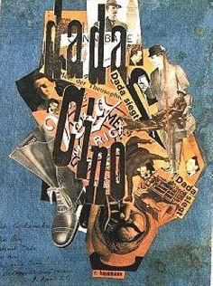 Raoul Hausmann, Dada Cino