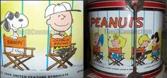 Drum Charlie Brown 1969 A Boy Named Charlie by TheIDconnection, $125.00
