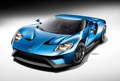 Primera mirada en el 2016 Ford GT - Supercompressor.com