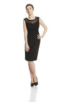 Sukienka FSU 262 czarna