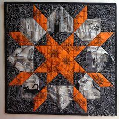 Halloween Swoon Mini | Sarah Goer Quilts