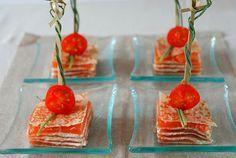 Fiestas con encanto: Aperitivos gourmet muy fáciles