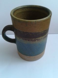 Robin Welch - mug - studio pottery | eBay