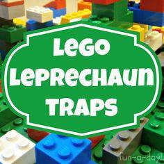 Leprechaun Traps Using Lego!