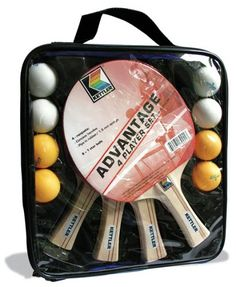 Kettler 7244-100 4-Player Table Tennis Set- ADVANTAGE - List price: $29.99 Price: $26.16