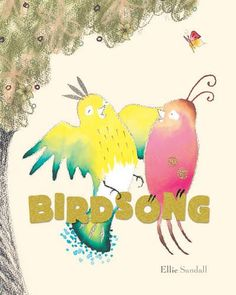 Birdsong: Amazon.co.uk: Ellie Sandall: Books. Awesome book, fantastic art!
