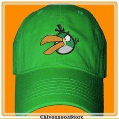 Gorra Angry Birds (green Bird) - BsF 69 8b5d0ab3000