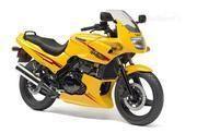 Kawasaki Ninja 500R - Top Speed