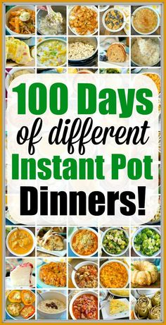 100 instant pot dinner recipes your whole family will love, including kids! 100 instant pot dinner recipes your whole family will love, including kids! … 100 Instant Pot Dinner Recipes Loved by Your W Healthy Recipes, Crockpot Recipes, Cooking Recipes, Chicken Recipes, Best Instapot Recipes, Easy Cooking, Bisquick Recipes, Healthy Cooking, Eel Recipes