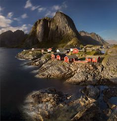 Norway, Reine by Yury Pustovoy on 500px