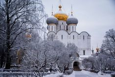 #bulbs #church #convent #moscow #orthodox