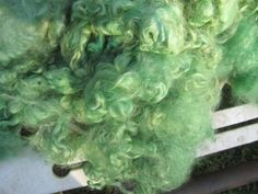 dyed wool locks by Lelasfriend on Etsy, $14.00