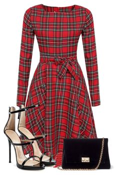 """Modest Christmas outfit"" by lizzie2461 ❤ liked on Polyvore featuring Missoni, Giuseppe Zanotti and Rodo"
