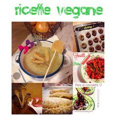 Raccolta ricette vegane