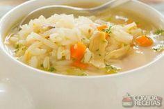 Receita de Canja da vovó em receitas de sopas e caldos, veja essa e outras receitas aqui!