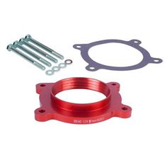 Airaid PowerAid Throttle Body Spacer 2014 Chevrolet Silverado 1500, Tahoe, Suburban 5.3L V8