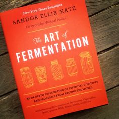 Reading this now for a fermentation class. It has some awesome recipes for fermented foods and really puts the emphasis on the craft of fermenting food products. A neat read!