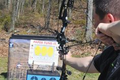 How to Paper Tune Your Bow - Petersen's Bowhunting