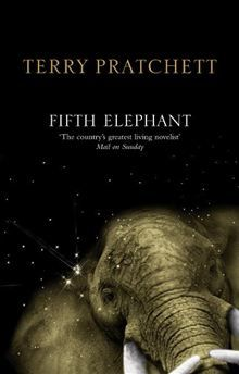 Fifth Elephant - Terry Pratchett