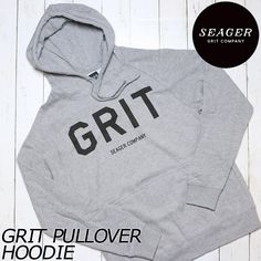 SEAGER シーガー GRIT PULLOVER HOODIE プルオーバーパーカー | BRAND,SEAGER | LUG Lowrs