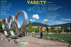 VARS/TY and Girlvana go to Whistler this summer!