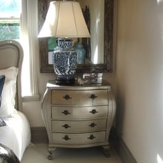 Silver Chest Of Drawers | Furniture | Chests & Sideboards | Farriers